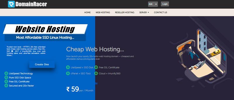 cheapest non eig hosting options