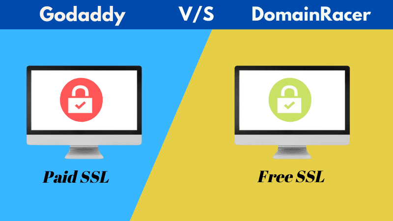 comparision between domainracer and goddady