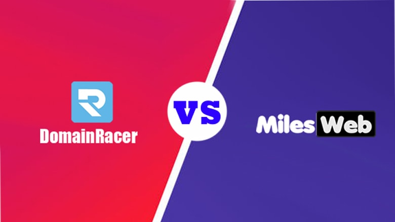 milesweb vs domainracer difference