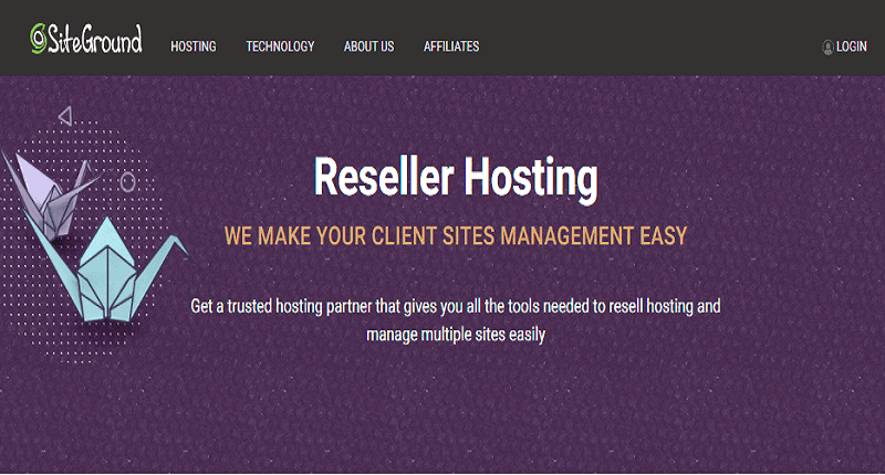 ulimited linux reseller hosting services for small business